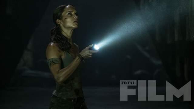 Alicia Vikander《古墓奇兵》新劇照 觀眾到底會不會喜歡上新蘿拉呢? - 圖片3