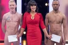 史上最大膽節目《裸體吸引》實境約會秀第一次見面就是男女脫光光